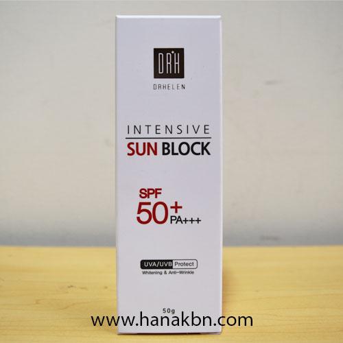 Kem Chống Nắng SunBlock Giá bao nhiêu