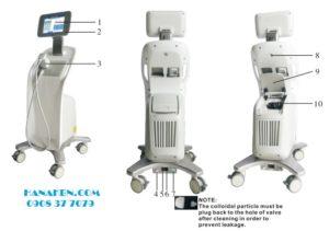 máy giảm béo LIPO HIFU FU13-S3
