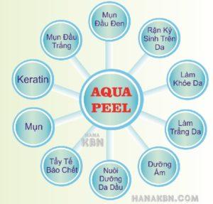 Mô Hình Aqua Peel