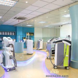 Phòng Trưng Bày Máy Triệt Lông