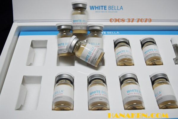Serum Dưỡng Trắng Da White Bella
