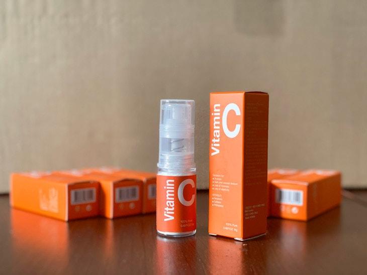 Serum Vitamin C dạng bột
