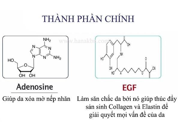 Thành Phần Huyết Thanh Eldas