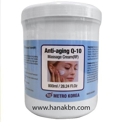 Kem Massage RF - ANTI AGING Q-10