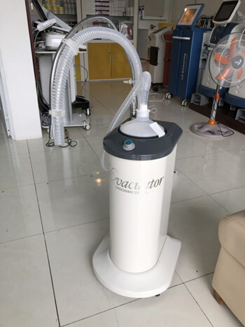 máy hút khói cho spa