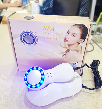 máy massage lạnh thiết bị spa cơ bản