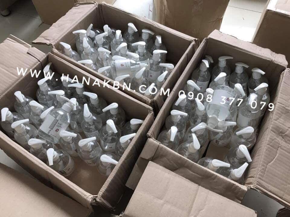 Số lượng lớn hàng HA Plus 300ml chính hãng tại công ty HanaKBN