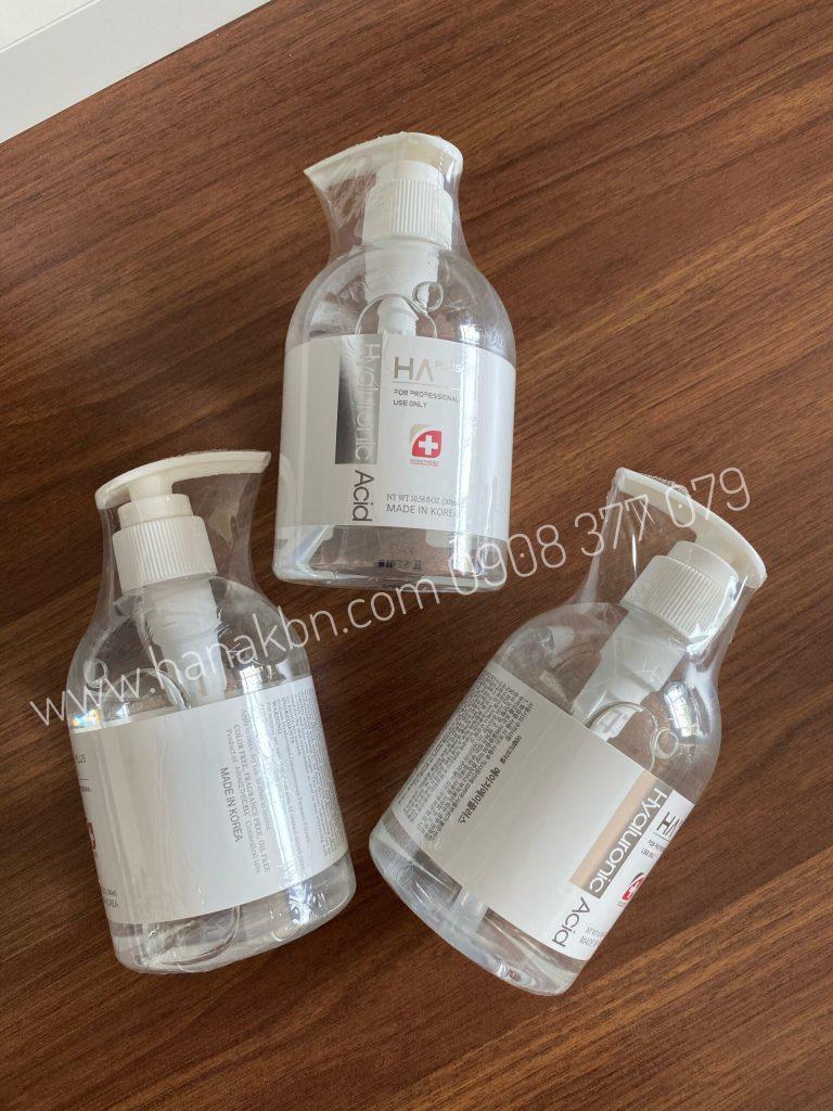 Hình ảnh HA Plus 300ml chính hãng Hàn Quốc  cấp ẩm sau laser