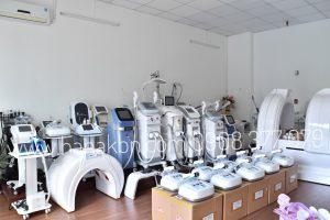 Hình ảnh thiết bị spa chính hãng chất lượng cao tại công ty HanaKBN