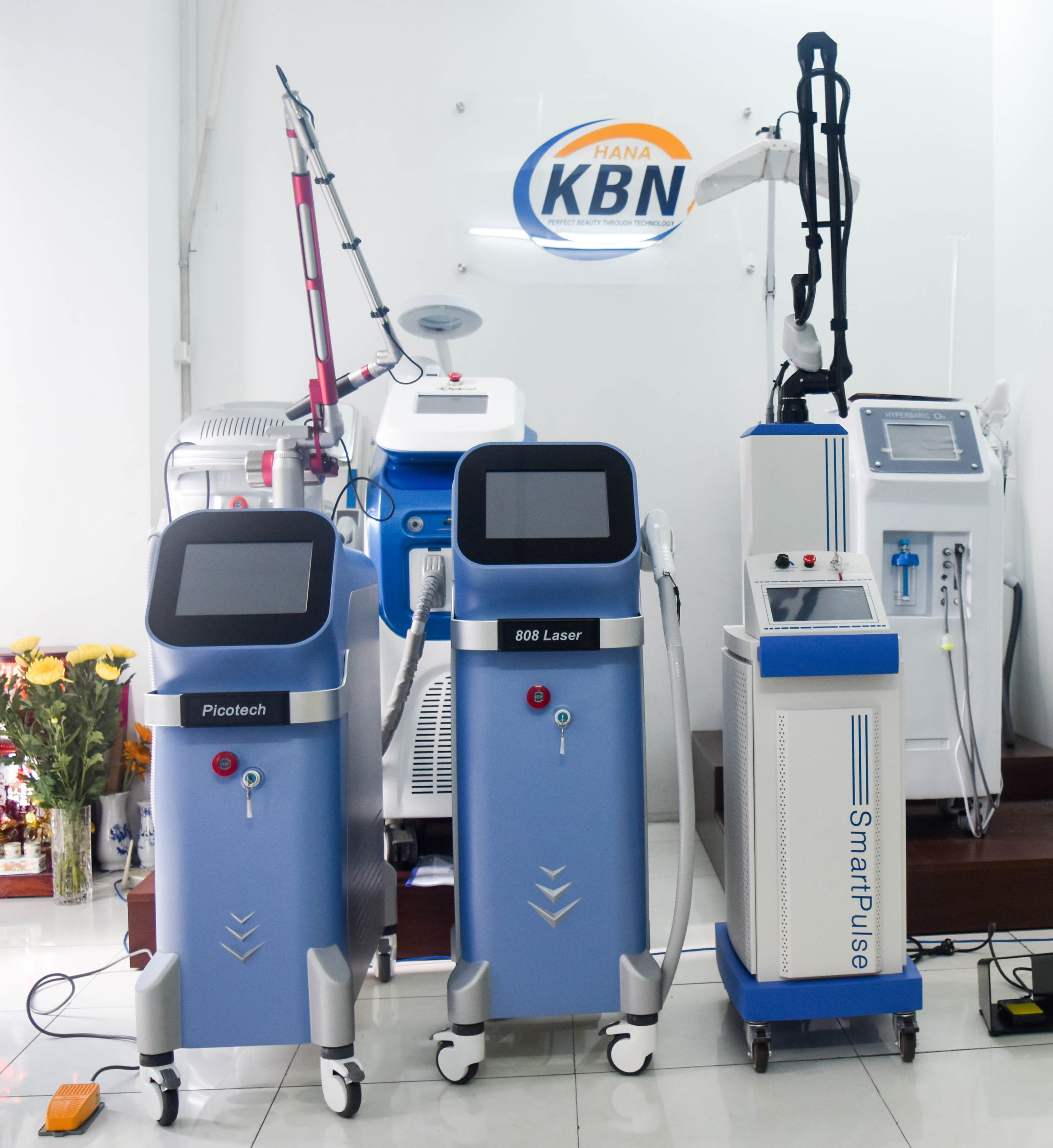 thiết bị thẩm mỹ Laser CO2 Fractional