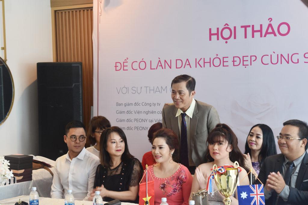 Hội thảo với sự tham dự của nhiều khách mời uy tín - Hana KBN