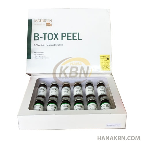 vi tảo B - Tox Peel Hàn Quốc
