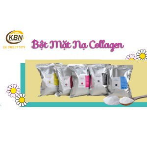 Mặt nạ bột collagen Hàn Quốc