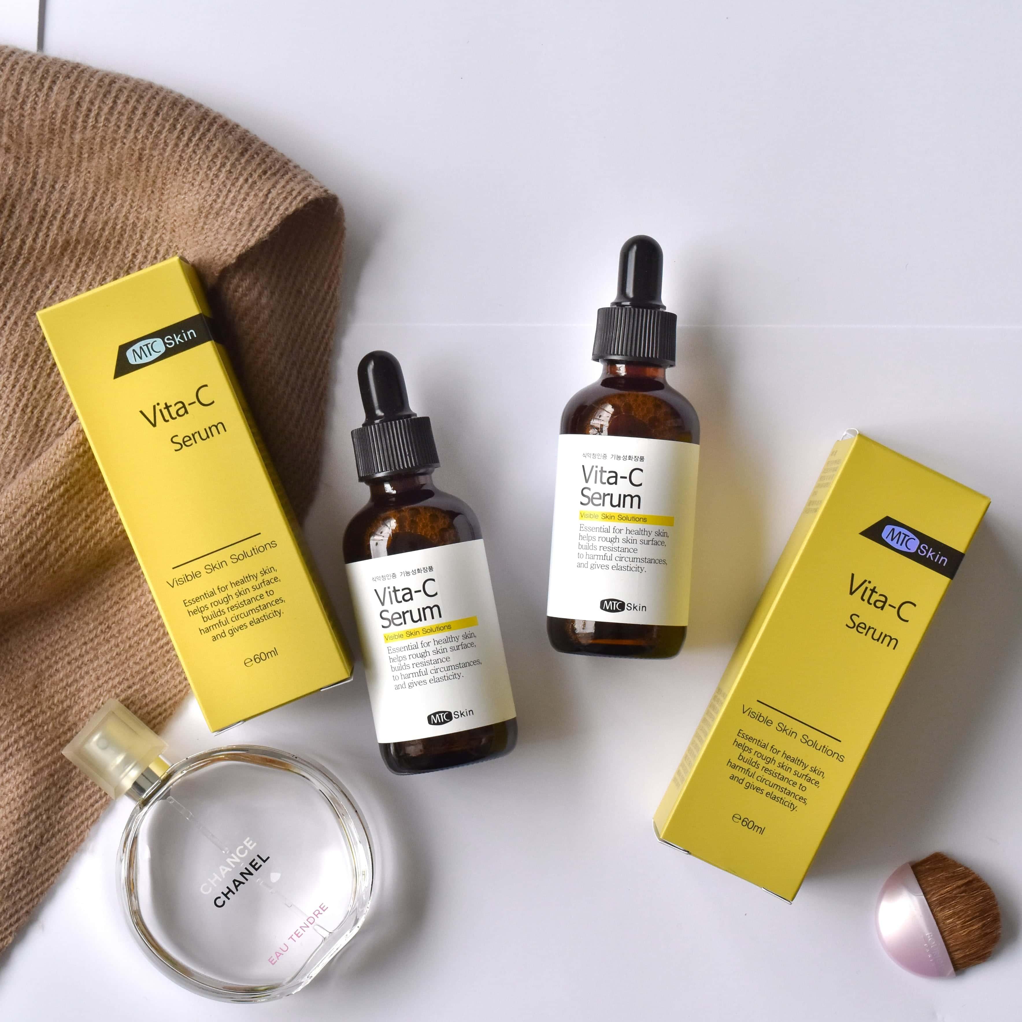 VitaC-Serum dưỡng trắng
