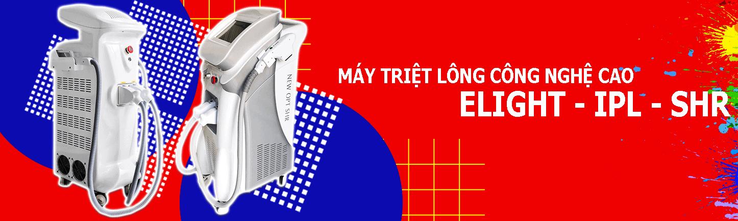 Banner Máy Triệt Lông IPL SHR Elight