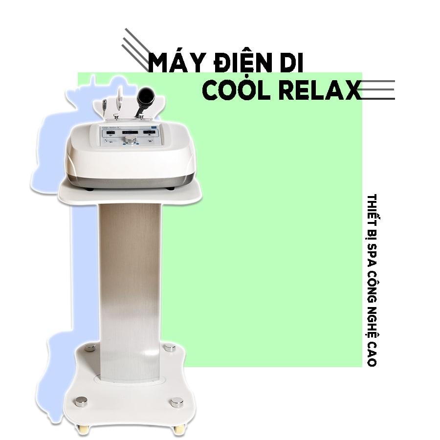 Máy điện di Cool – Relax Hàn Quốc