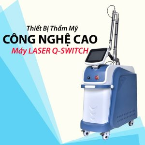 Máy Laser Q Switched