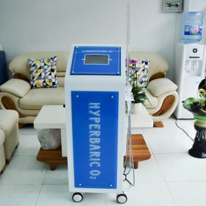Máy Oxygen Hyperbaric O2 - model 2019