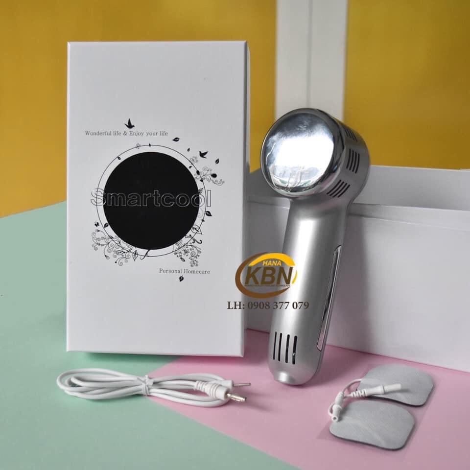 Hình ảnh máy điện di Smartcool chính hãng-Hàn Quốc