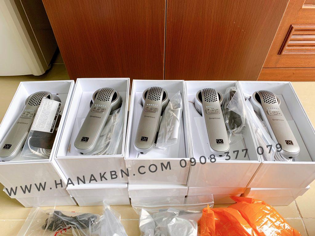 Hình ảnh máy điện di Smartcool-Hàn Quốc chính hãng tại công ty HanaKBN