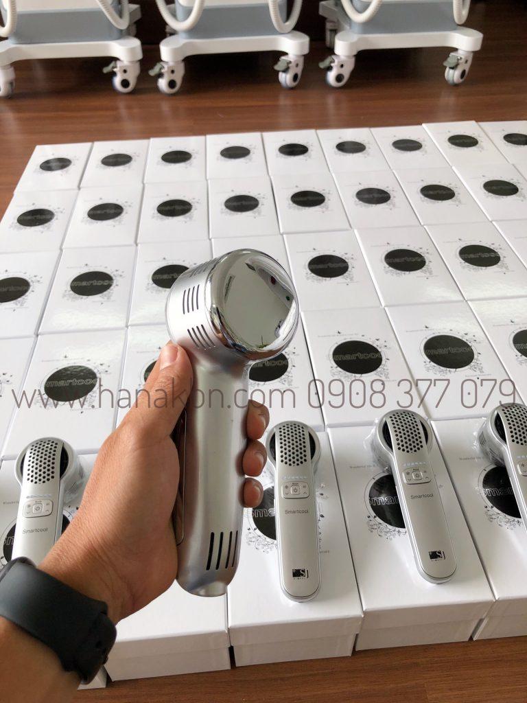 Máy điện di Smartcool Hàn Quốc về hàng số lượng lớn tại công ty HanaKBN