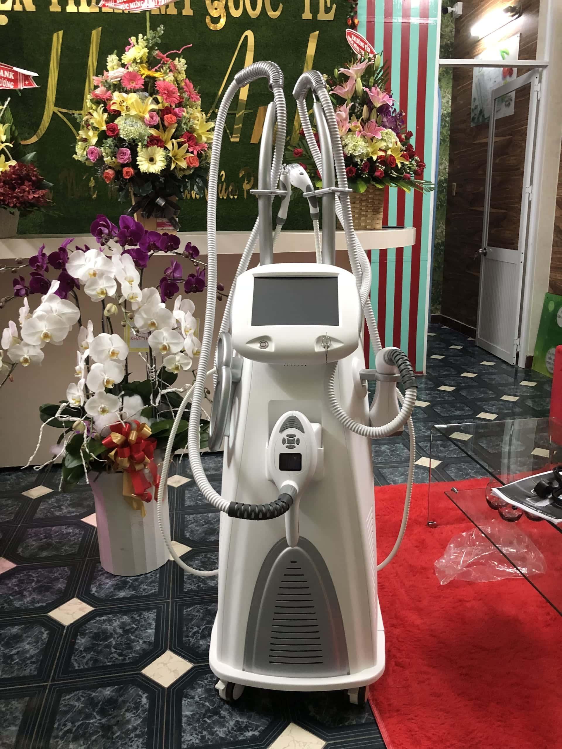 Máy giảm béo chính hãng Med 360 | HANAKBN.COM
