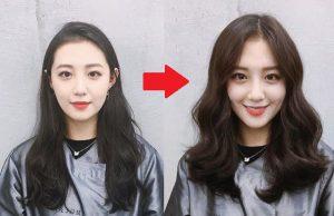 Thay đổi mái tóc