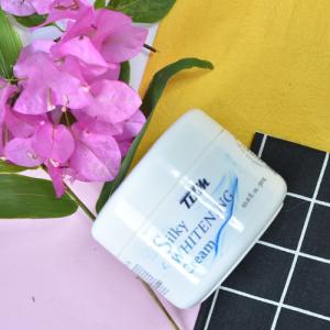 Silky Whitening Cream 300g - Kem dưỡng trắng da