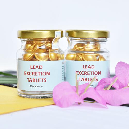 Viên thải chì - Lead Excretion Tablets