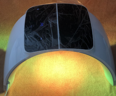 Vòm ánh sáng sinh học Devoir - Ánh sáng vàng