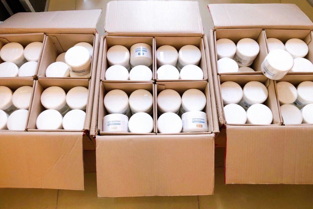 Hình ảnh  kem dưỡng-Hàn Quốc về hàng tại công ty HanaKBN