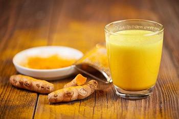 Những lợi ích khi uống tinh bột nghệ