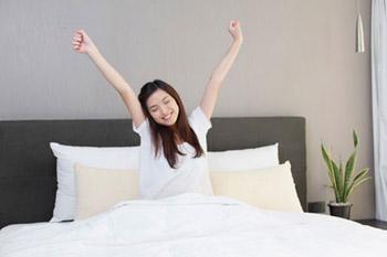 Ngủ đủ giấc giúp cơ thể săn chắc hơn
