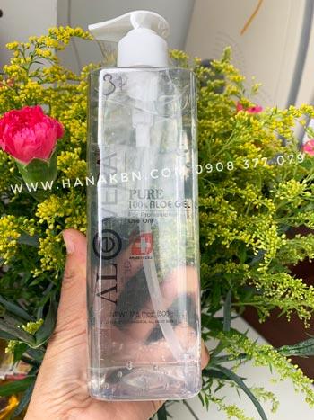 công dụng của lô hội aloe vera