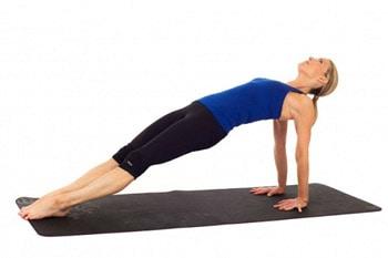 giảm mỡ bắp tay bằng động tác yoga