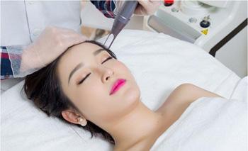 Liệu trình trị nám da tàn nhang tại spa
