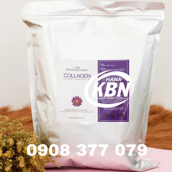 Mặt nạ bột Collagen