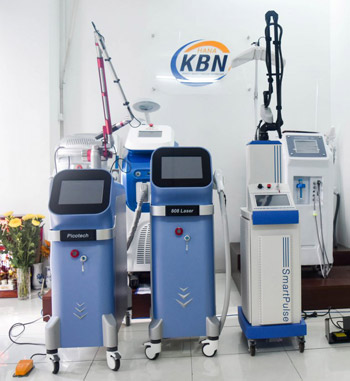 máy trị nám laser co2 fractional
