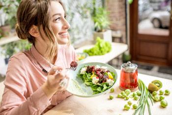 Ăn kiêng đúng phương pháp để giảm cân hiệu quả