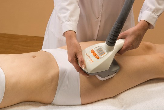 điều trị da sần vỏ cam tại spa