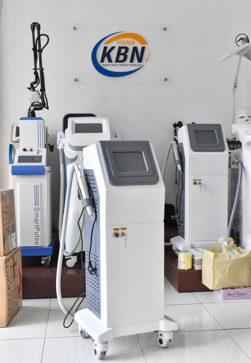 Máy điều trị sắc tố da