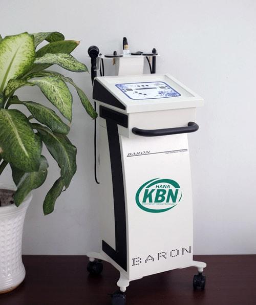 máy nâng cơ rf baron chính hãng