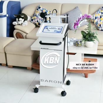 Máy massage mặt RF Baron