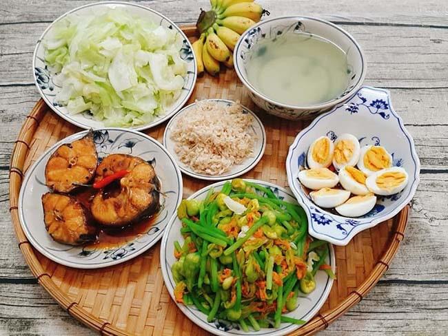 Kiểm soát khẩu phần ăn sau khi giảm cân