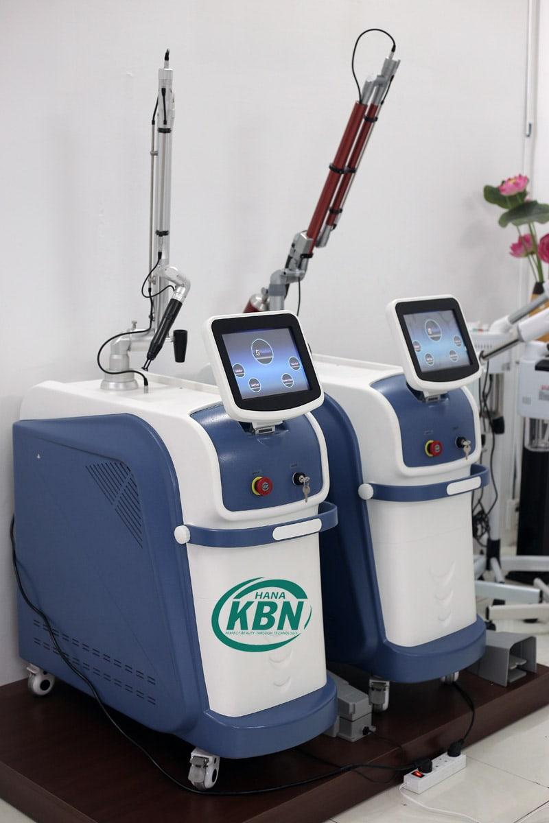 máy thẩm mỹ Laser CO2 Fractional