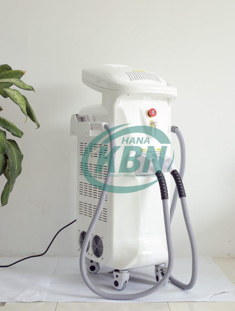 Hình ảnh máy triệt lông chính hãng OPT SHR Elight K8I