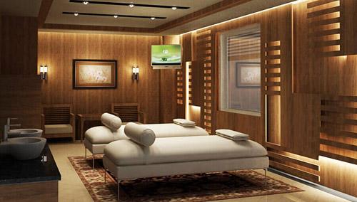 mô hình kinh doanh spa