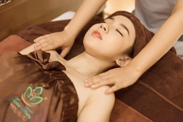 loại hình massage day spa