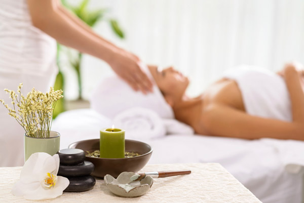 dược liệu tại beauty spa