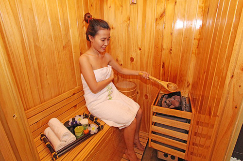 Sauna khô ướt jjim jil bang